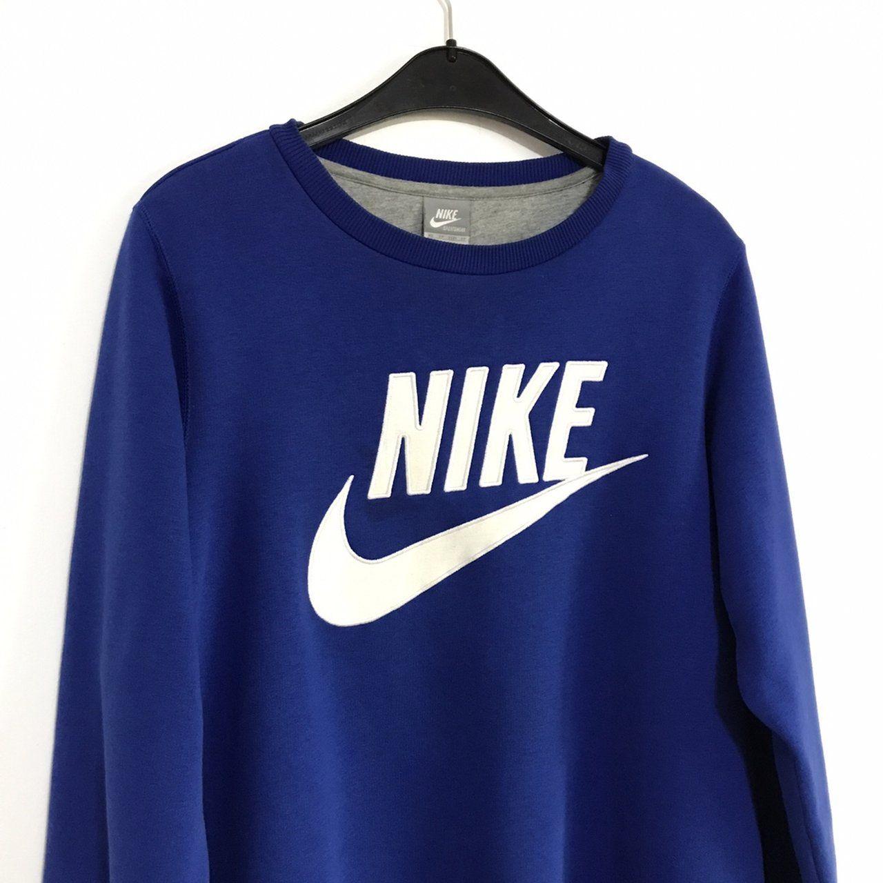 Vintage Nike Sweatshirt Size Xs Great Condition Free To Depop Vintage Nike Sweatshirt Nike Sweatshirts Sweatshirts [ 1280 x 1280 Pixel ]