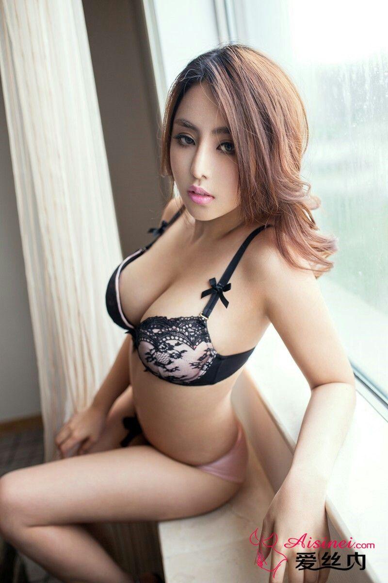 Sizzling hot asian hottie