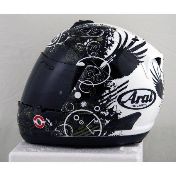 Love this Arai helmet!