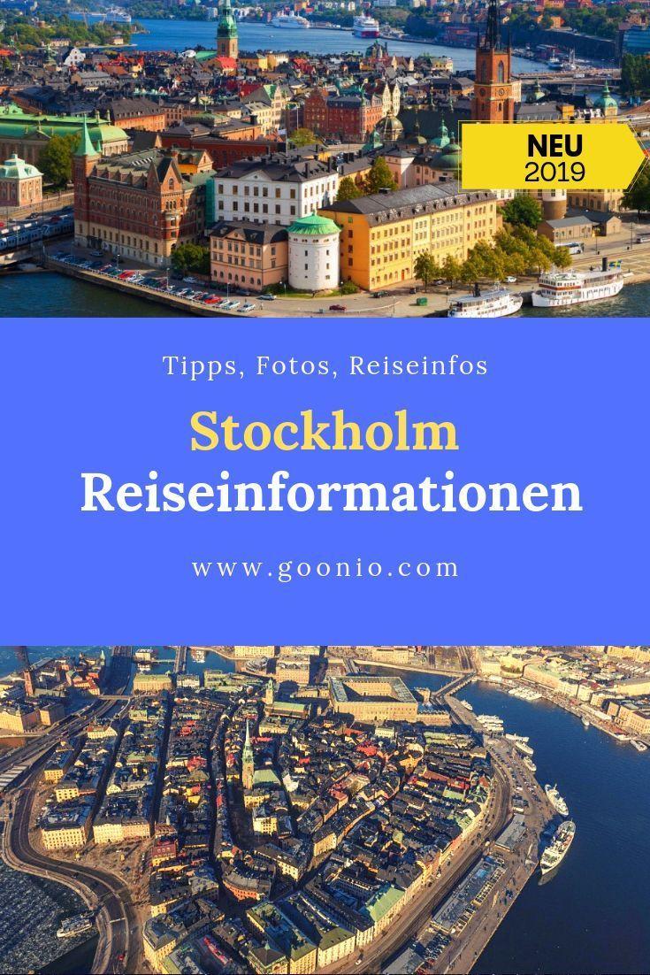 Inspiration Für Die Reise Nach Stockholm Mit Gratis Reiseführer