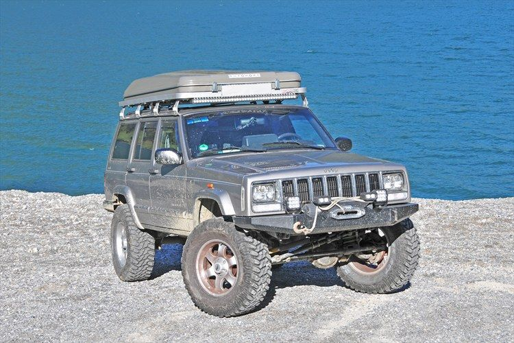 The Grey's 2000 Jeep Cherokee Jeep, Jeep cherokee xj