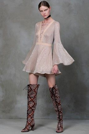 Raisa Vanessa Trendyol Moda Stilleri Maksi Elbiseler Kiyafet