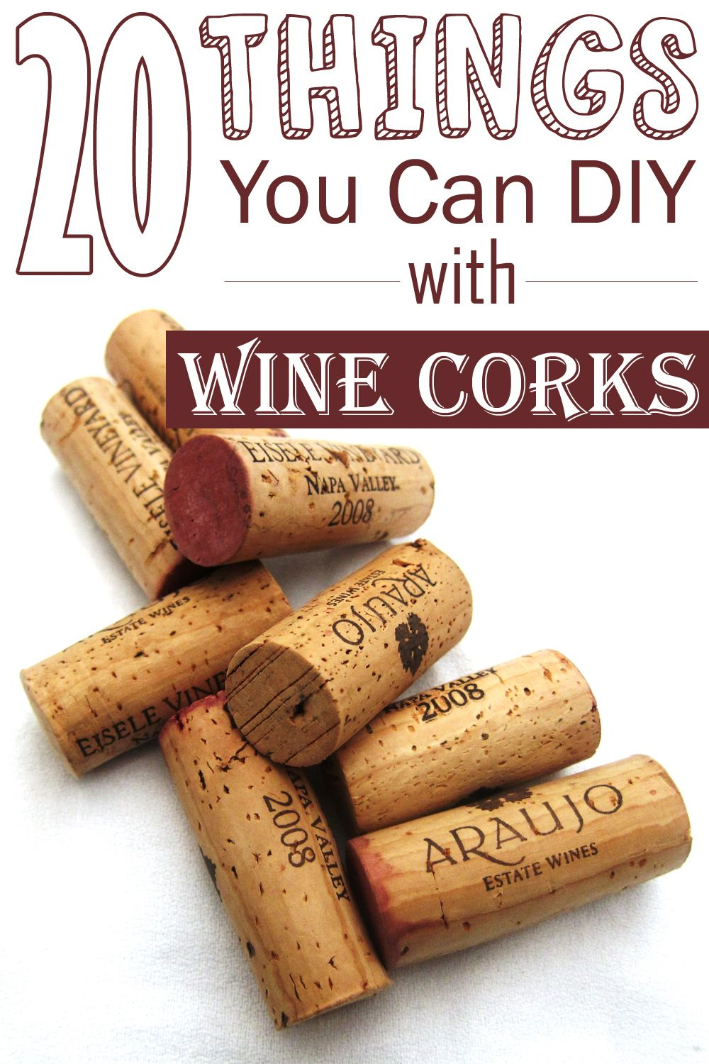 20 Things You Can DIY with Wine Corks | all things wine ...