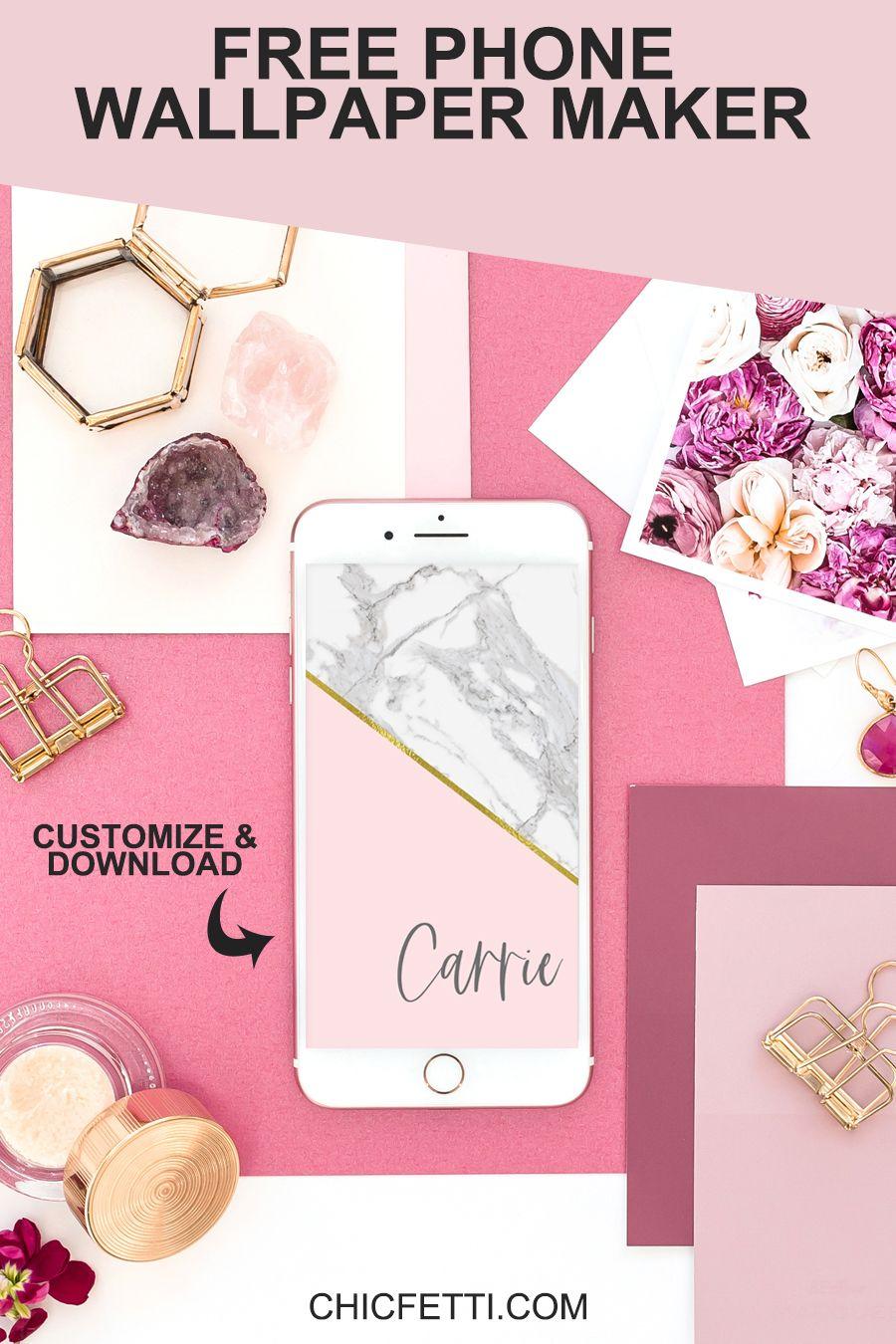 Phone Wallpaper Maker Wallpaper Maker Custom Phone Wallpaper Free Phone Wallpaper