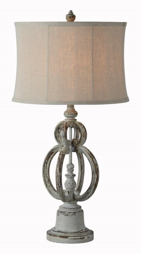 Tamlin Table Lamp | Table lamp, Farmhouse lamps, Wooden ...
