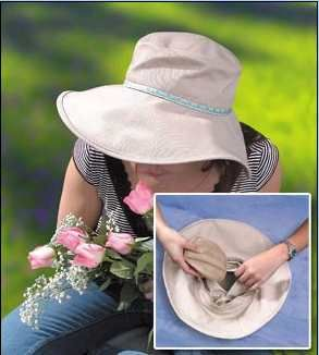 The Miracool Garden Hat Comes With A Removable Cooling Pad Filled With Miracool Cooling Crystals For Top Of Hat Simply Soak The Gardening Hat Cool Bands Hats