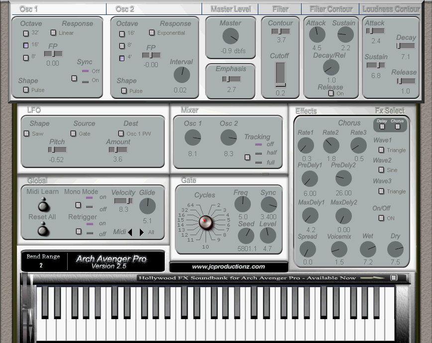 Free Virtual Instrument Plugins