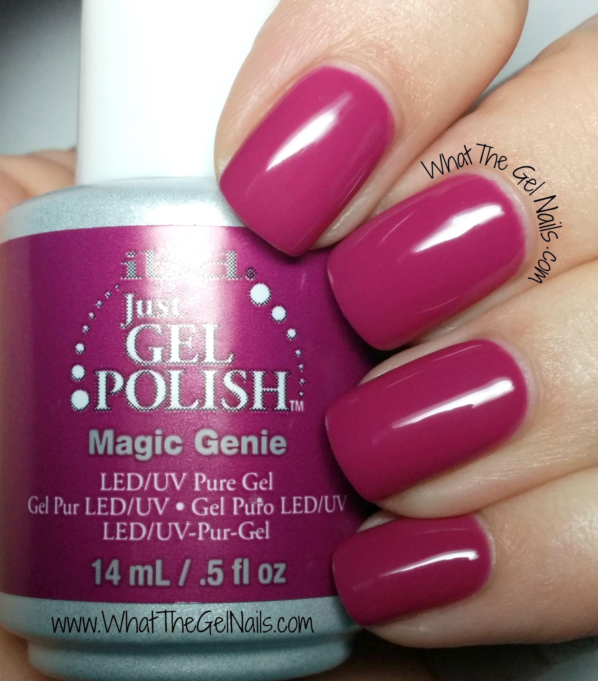 Ibd Magic Genie | Nail Colors | Pinterest | Uv led, Manicure and Gel ...