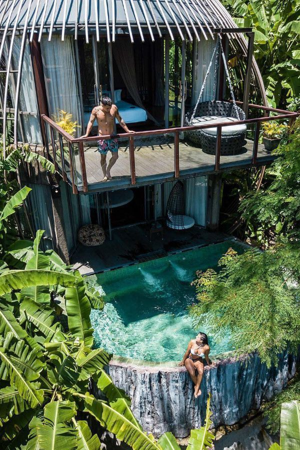 Keemala Phuket – Sleeping in a Treehouse in Thailand #keemala #phuket #hotel #r … – #Tree House