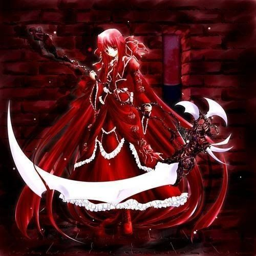 Anime Demons Girls Google Search Submundo Anime Desenho