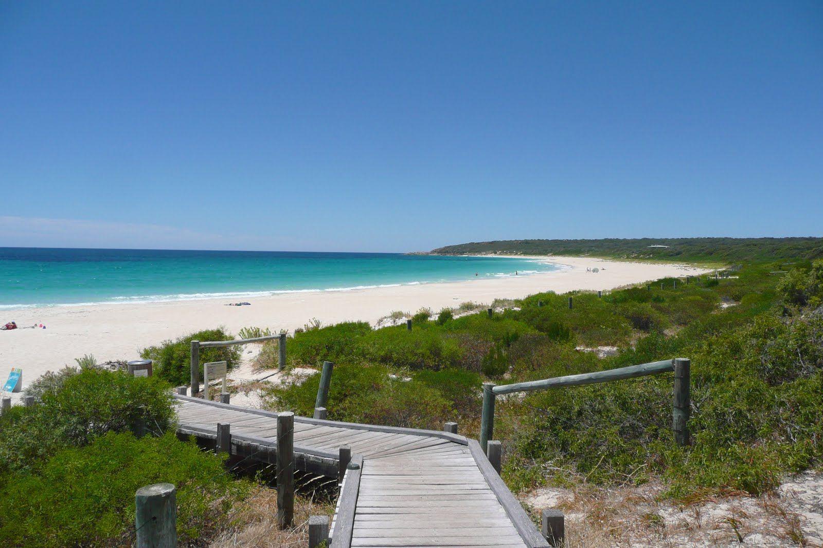Bunker Bay Margaret River Western Australia Margaret