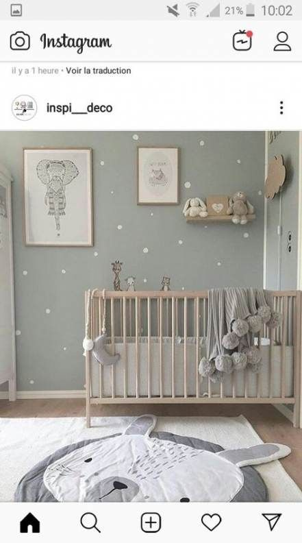 Trendy Baby Kinderzimmer Ideen für Jungen graue Kinder Ideen