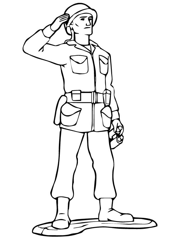 Top 20 Toy Story Coloring Pages For Your Little Kid Toy Story Coloring Pages Toy Story Crafts Soldier Drawing