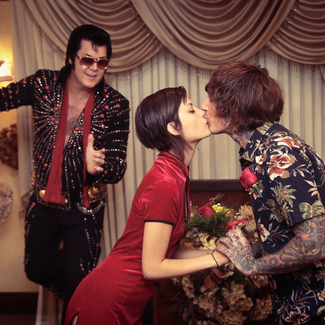 Alternative Wedding Songs 2019: Alissa Salls And Oliver Sykes