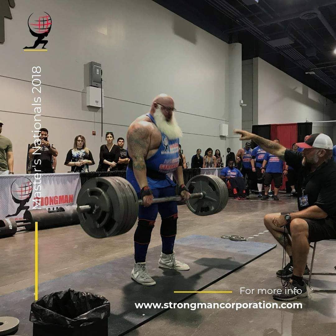 Strongman Corp On Strongman