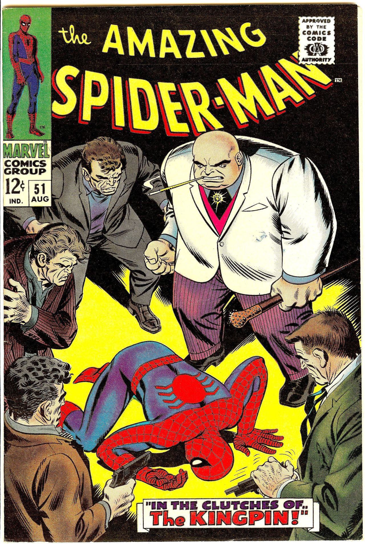 The Amazing Spider-Man #51