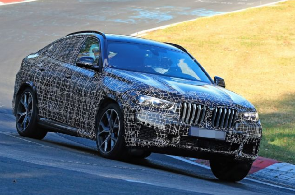2020 Bmw X6 Engine Interior Price The All New 2020 Bmw X6 Is A Midsize Crossover Suv That Accompanies Plenty Of Deluxe While Far More Sport Than Utility