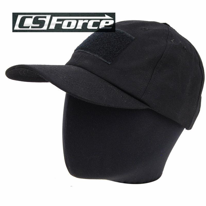 Cs force solid baseball cap men genuine snapback caps sun