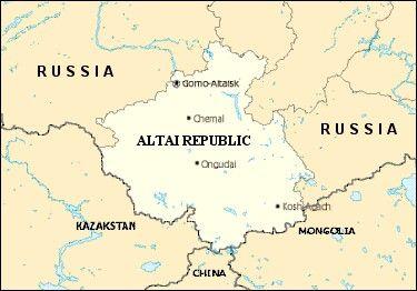 Family Tree DNA - X mtDNA Haplogroup The Altai Region of