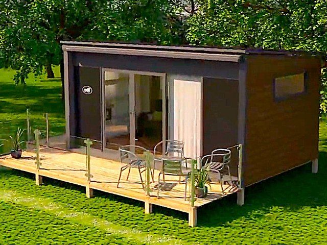 3 next-level GRANNY PODS you'll want to live in - The List TV