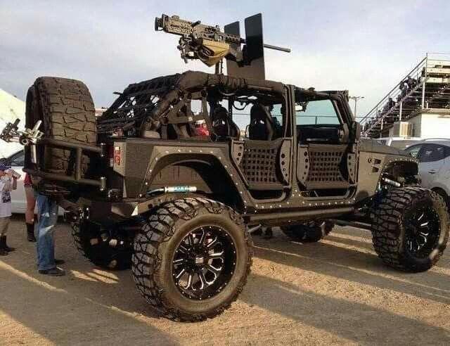 Zombie Apocalypse Jeep Trucks Badass Jeep Jeep