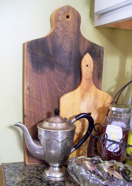 Cottage Hill: Make your own decorative Cutting Board