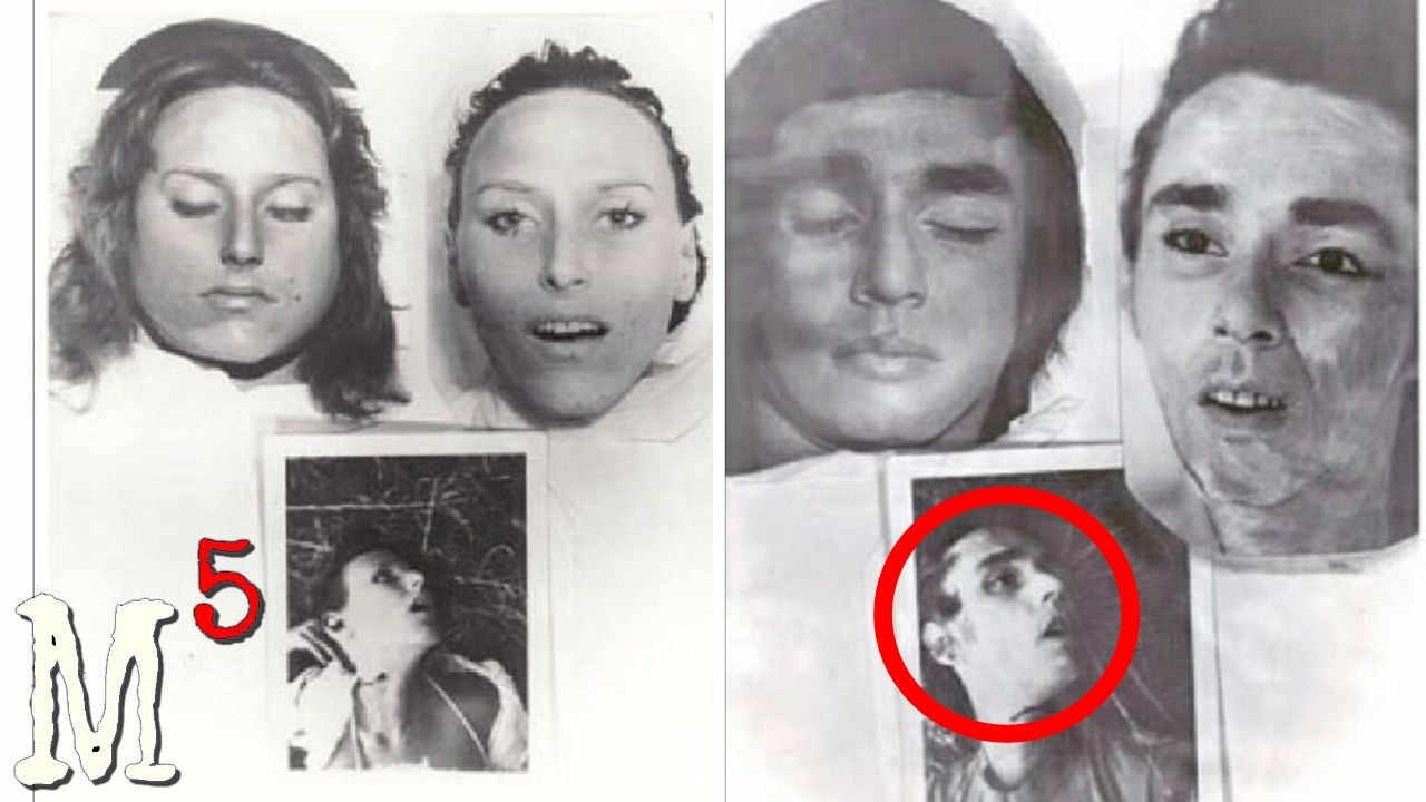 Unsolved Mystery Cases