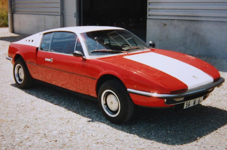 1968 Matra M530 Vignale Sport