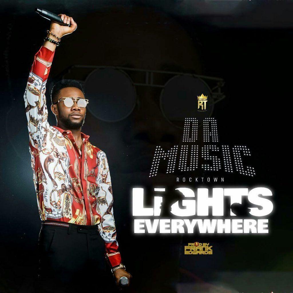 Audio da music lights everywhere prod frank edwards