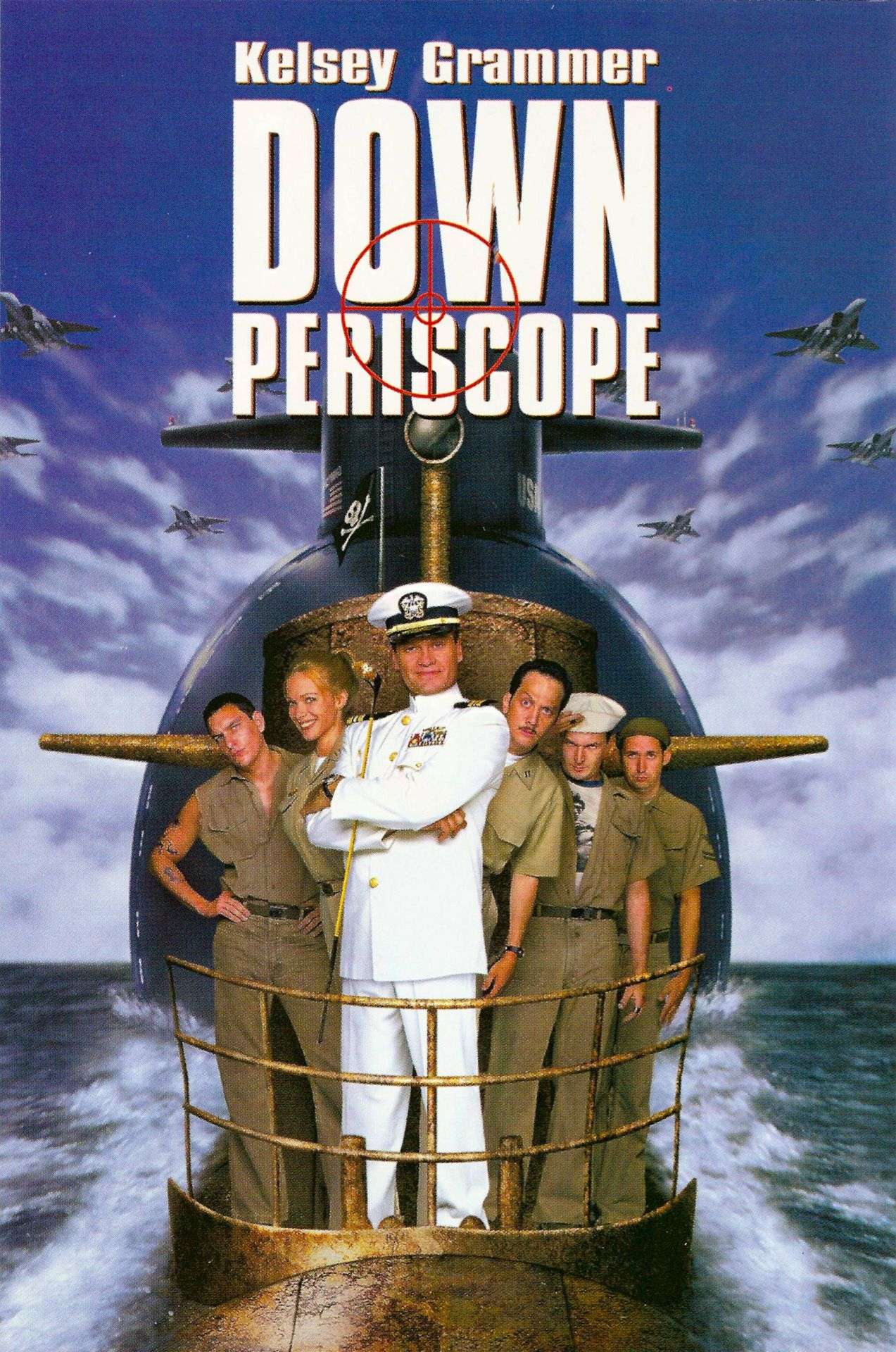Down Periscope (1996) (With images) Submarine movie