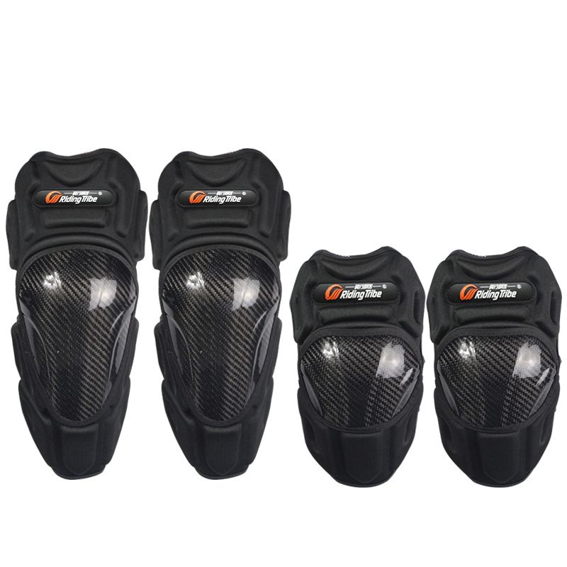 Motocross Racing Protector Motorcycle Hip /& Knee Pads Guard Protective Gear