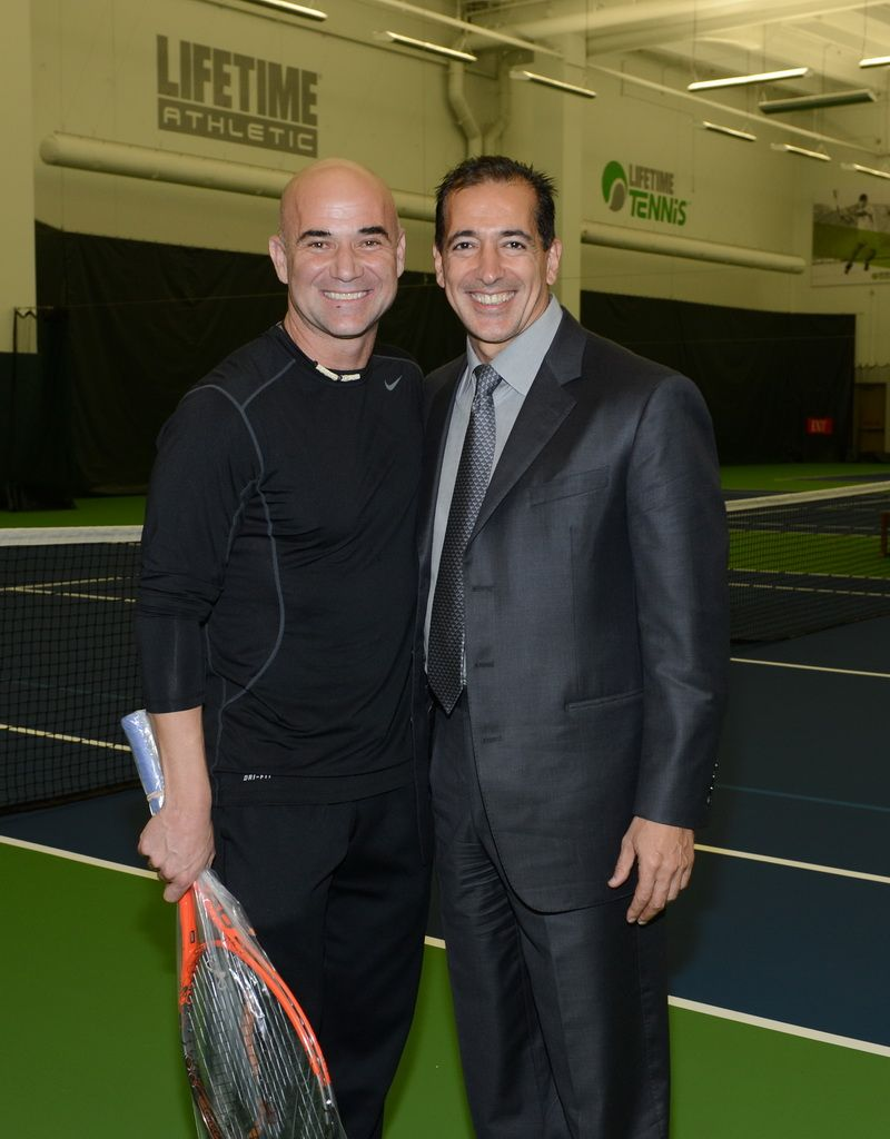 Life Time Athletic Green Valley - Andre Agassi & Bahram ...