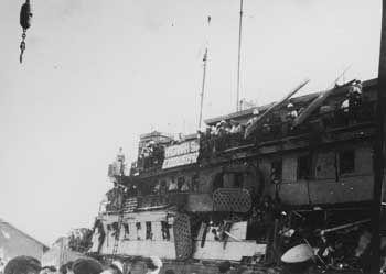 Exodus refugee ship