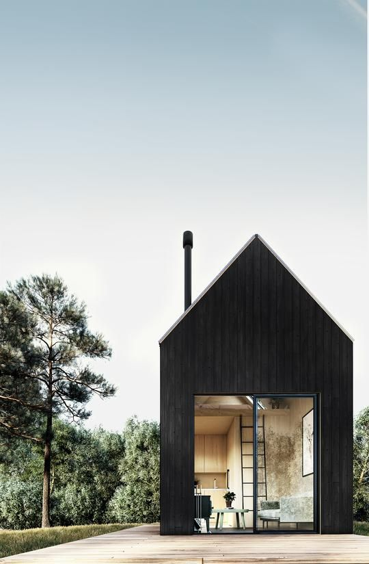 Catskills Tiny House Plan