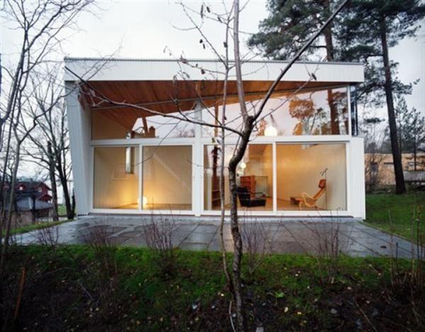 25 White Exterior Ideas For A Bright Modern Home Freshomecom