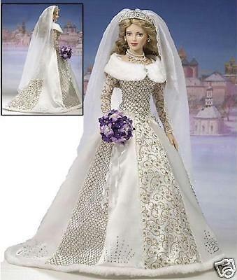 Faberge Katarina Bride Doll - Franklin Mint - New   eBay #bridedolls