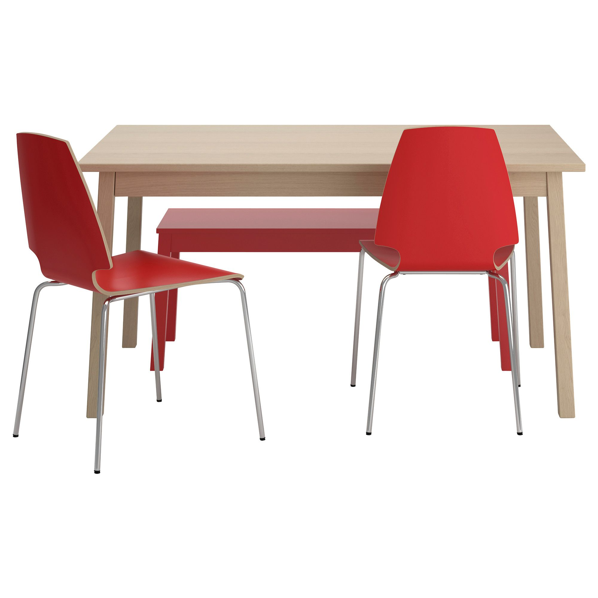 US Furniture and Home Furnishings Leather dining room