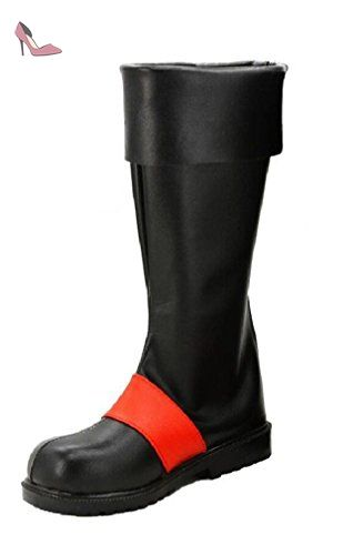 Sango Bromeo Anime Inuyasha Chaussure Boots Bottes Cosplay b7ymIf6vgY