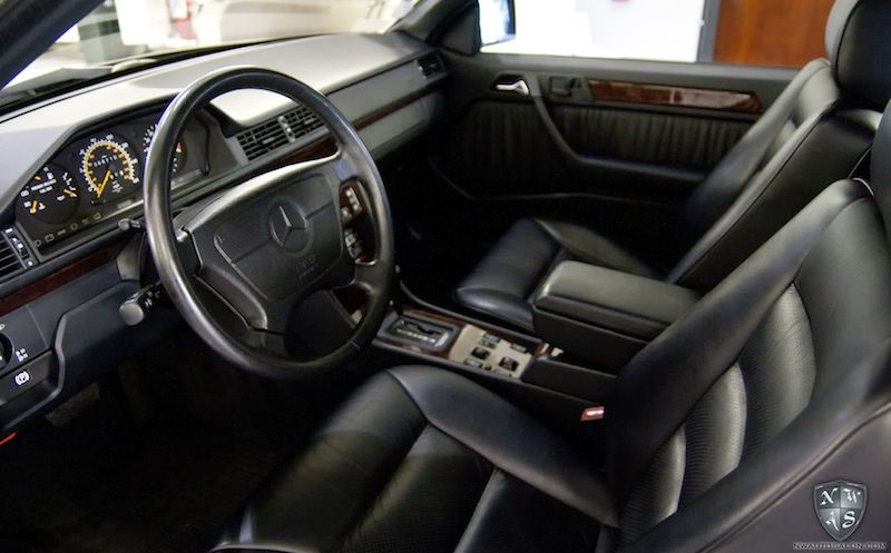 Mercedes Benz 300ce Time Capsule With Images Mercedes Interior