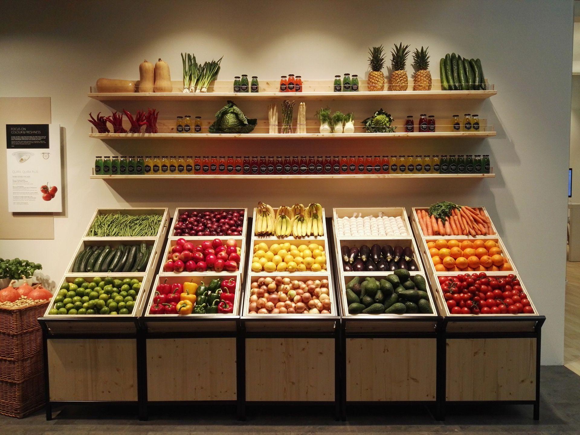 по следам выставки Euroshop что изменит облик ритейла ассоциация ритейлеров украины Loja De Fruta Expositores De Frutas Expositores De Loja