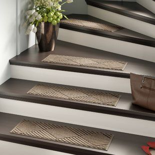 Best Tucker Murphy Pet Beauvais Stair Tread Wayfair With 640 x 480
