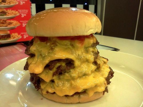 Review 7 Steakburger From Steak N Shake