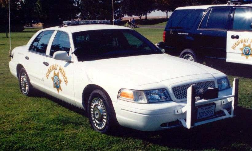 California Highway Patrol Commercial Enforcement Ford Cvpi