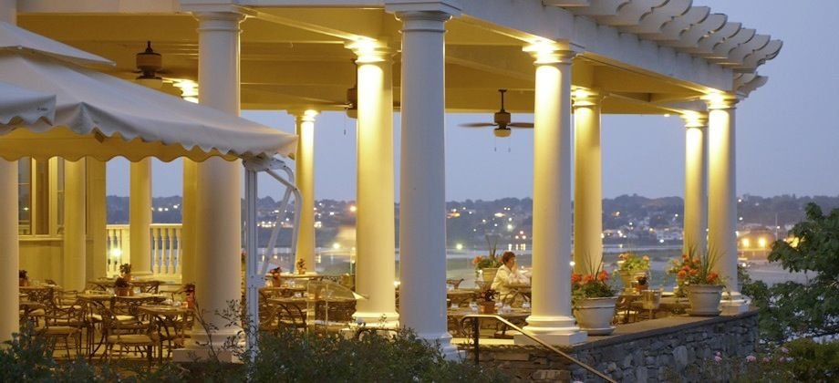 The Chanler At Cliff Walk Newport Hotel In Rhode Island Usa Http