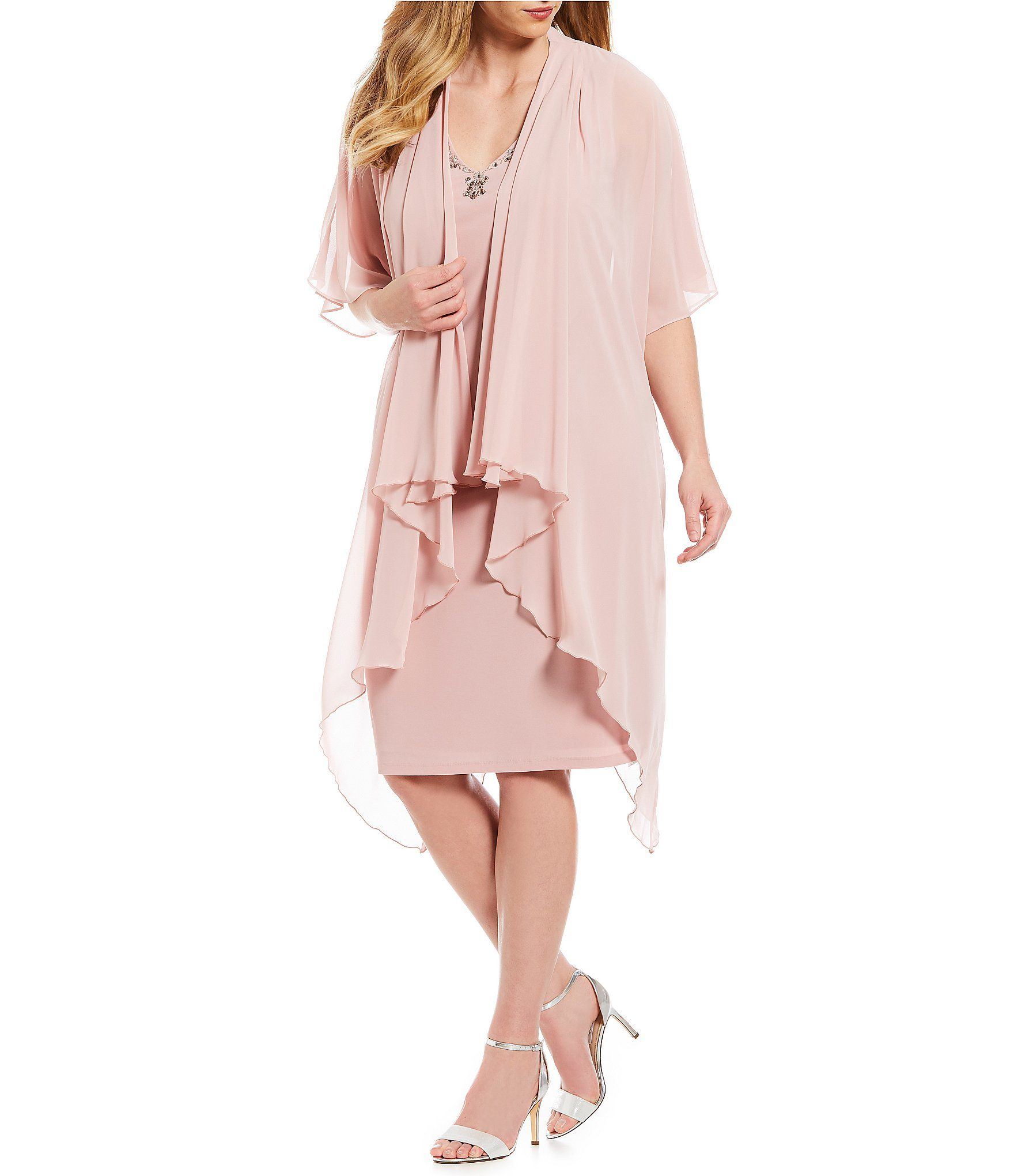 Dillards Mother Of The Groom Plus Size Dresses - Ficts