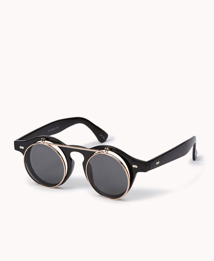 cc865cf3f2b F0356 Flip Sunglasses