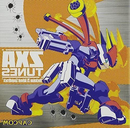 Rockman Zx Advent by Soundtrack (2007-08-29)