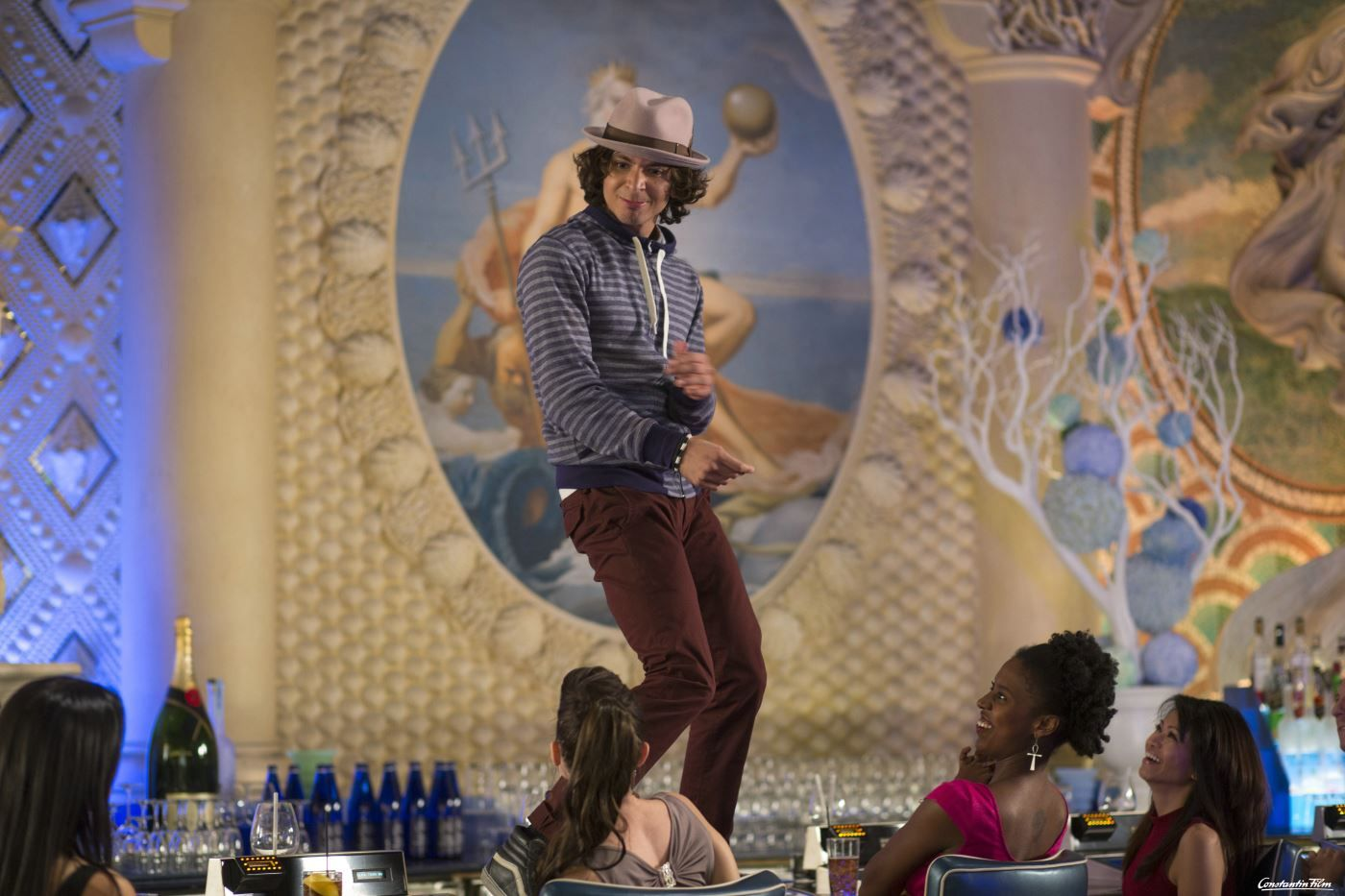 Moose (Adam G. Sevani) in STEP UP: ALL IN