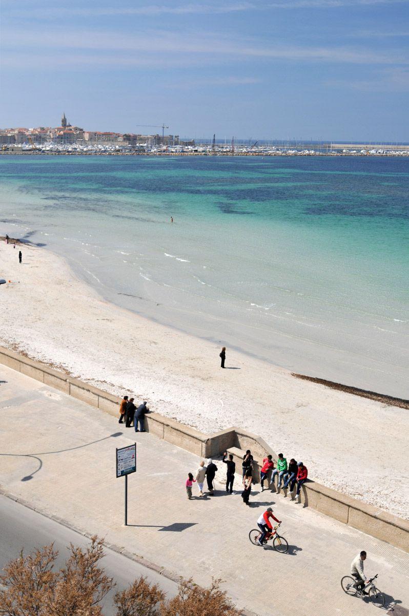 Spiaggia San Giovanni Alghero Sardinia