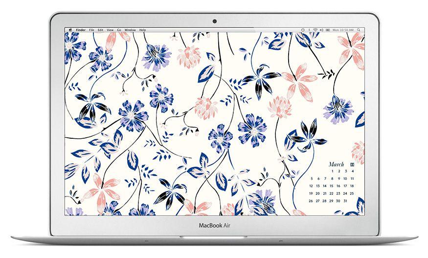 March 2017 Desktop Downloads Mac wallpaper, Macbook